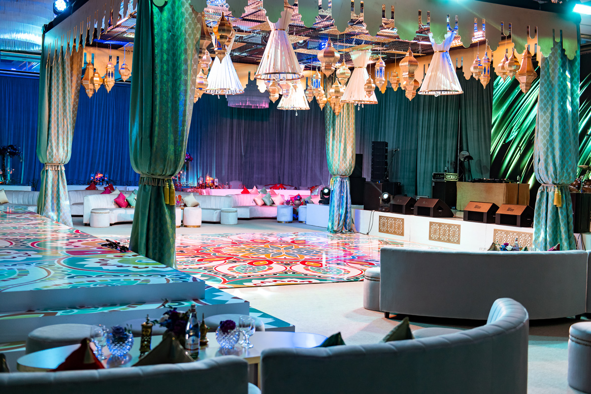 ritz carlton JBR indian sikh sangeet