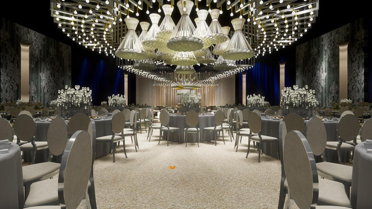 Wedding Dance Floor Area